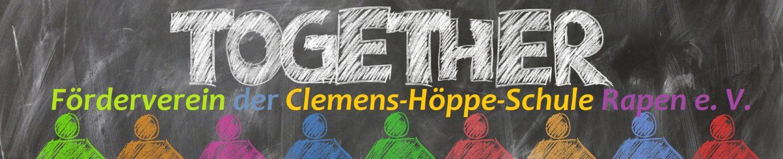 Förderverein der Clemens-Höppe-Schule Rapen e. V.