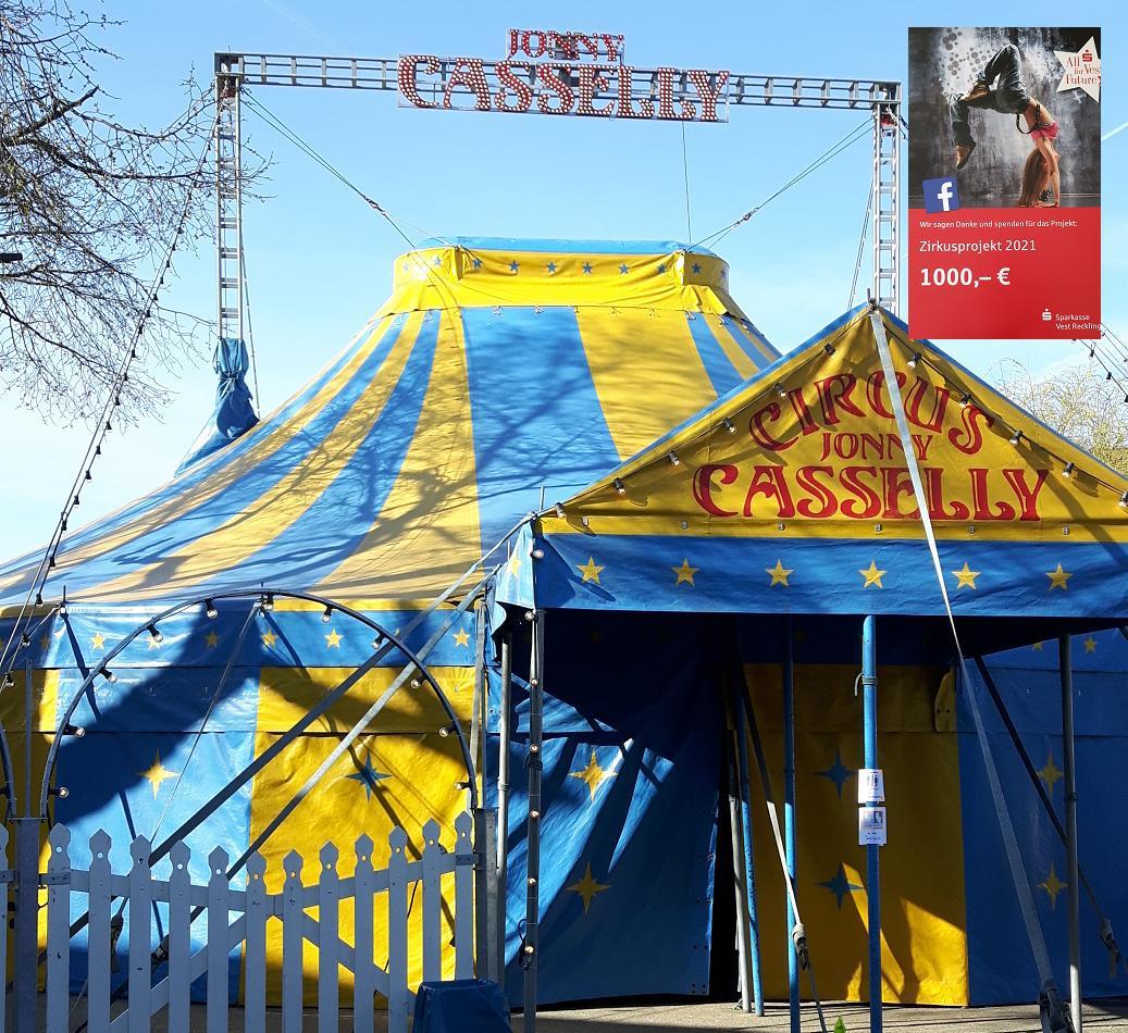 Zirkusprojekt 2021